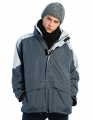 Winterjacke wasserdicht B u C 3 in 1 Jacket